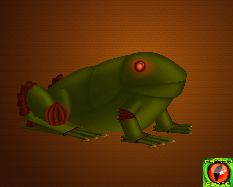 Friday Frog