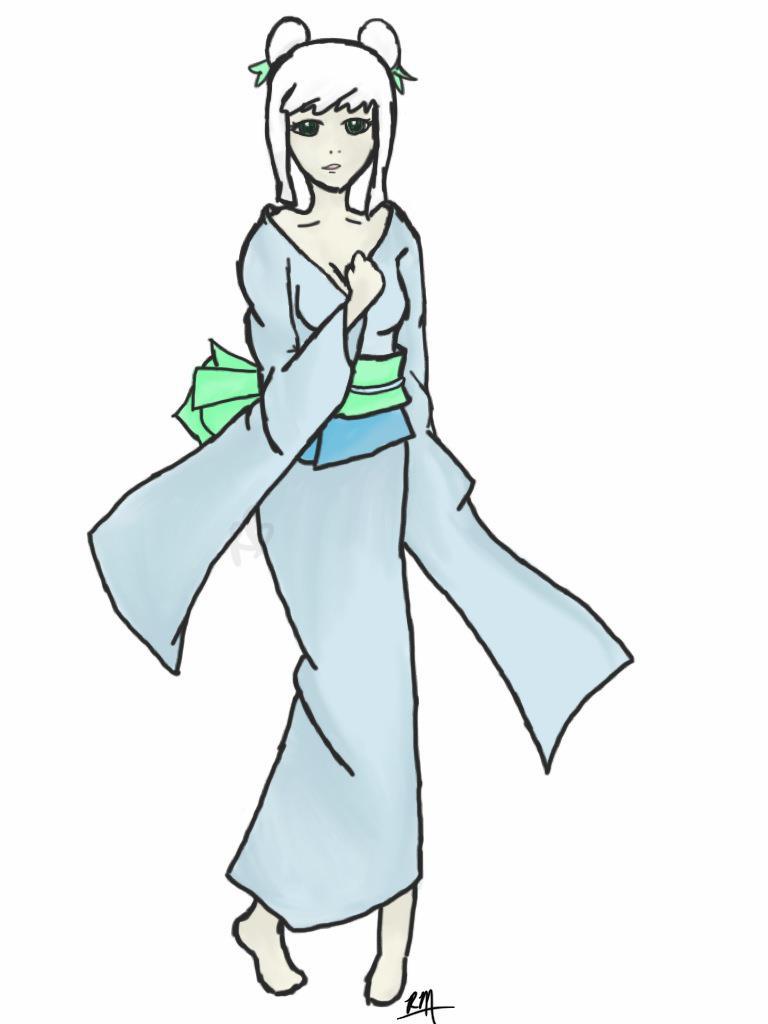 Kimono Ayamee