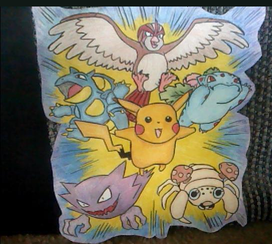 Classic Pokemon