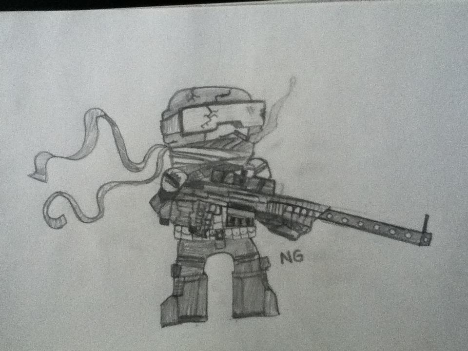 Tankman sniper
