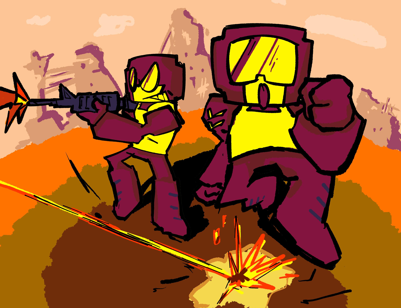 funny tankmen