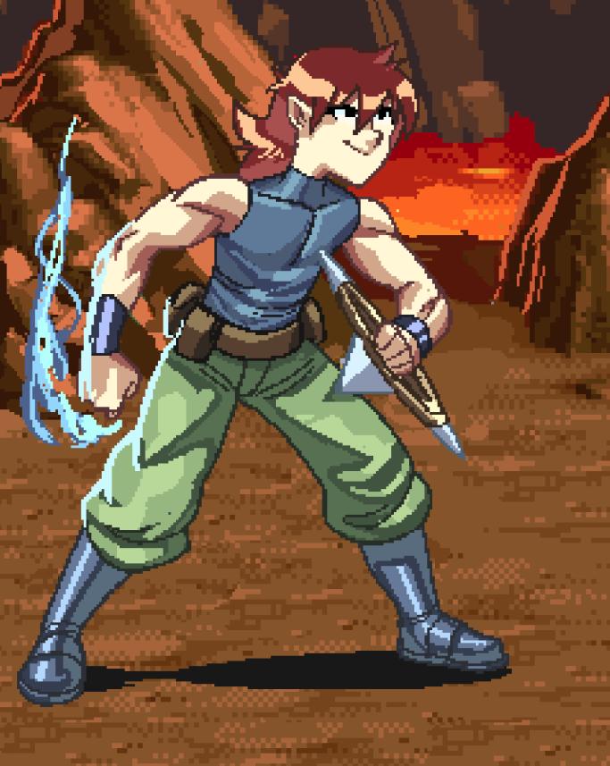Rook (pixel art)