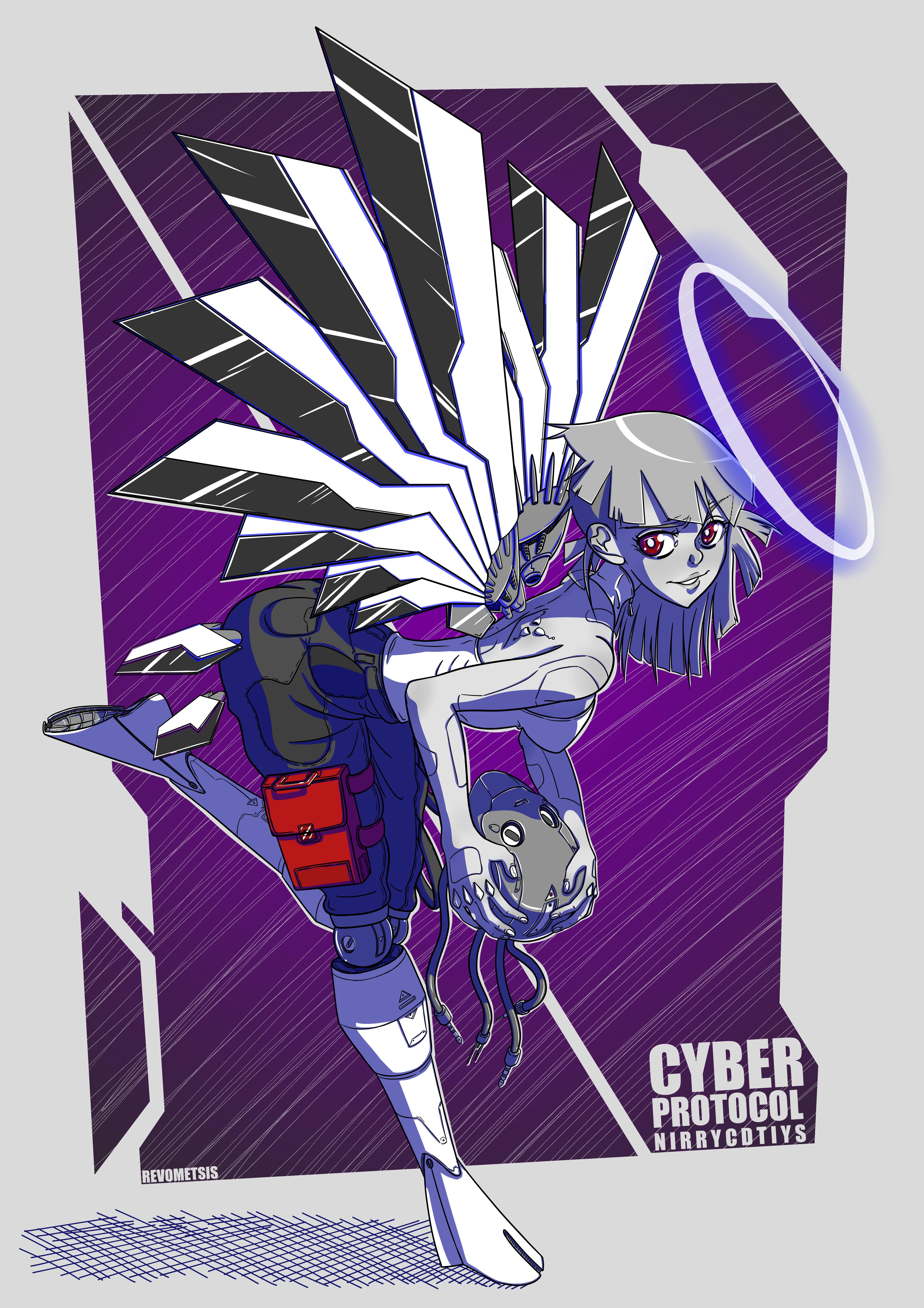 Cyber Protocol: NIRRYCDTIYS