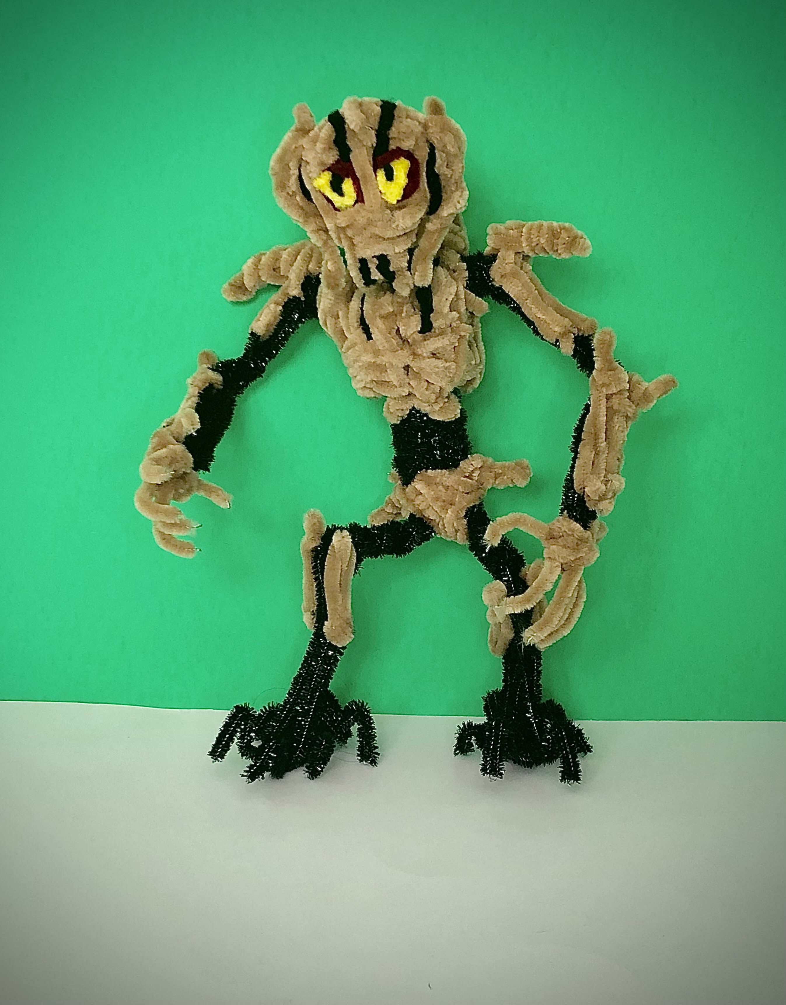 General Greivous pipe cleaner (movies)