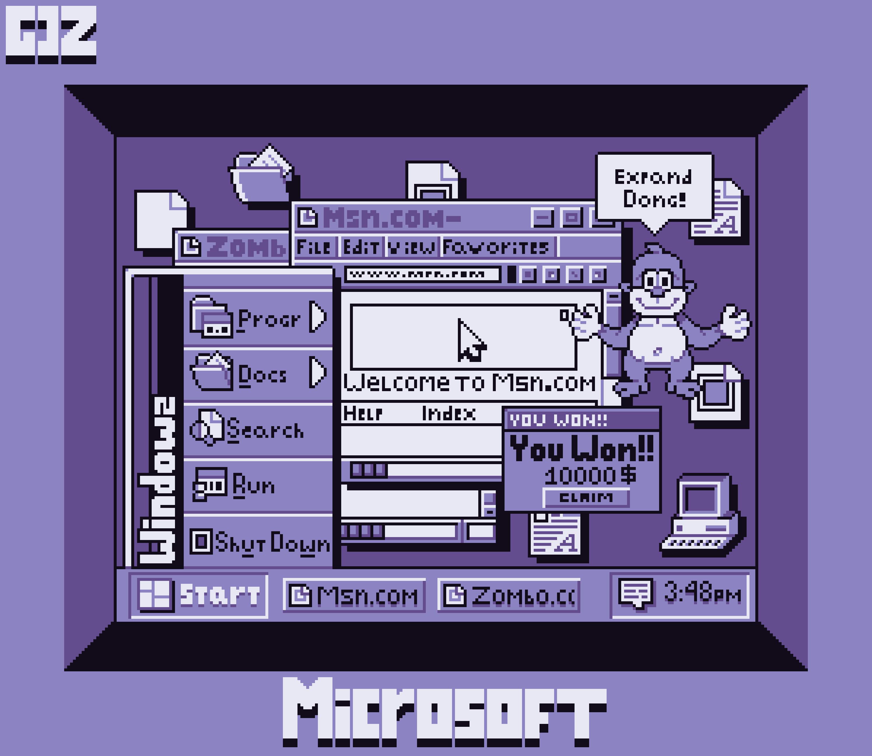 Nostalgia Windows