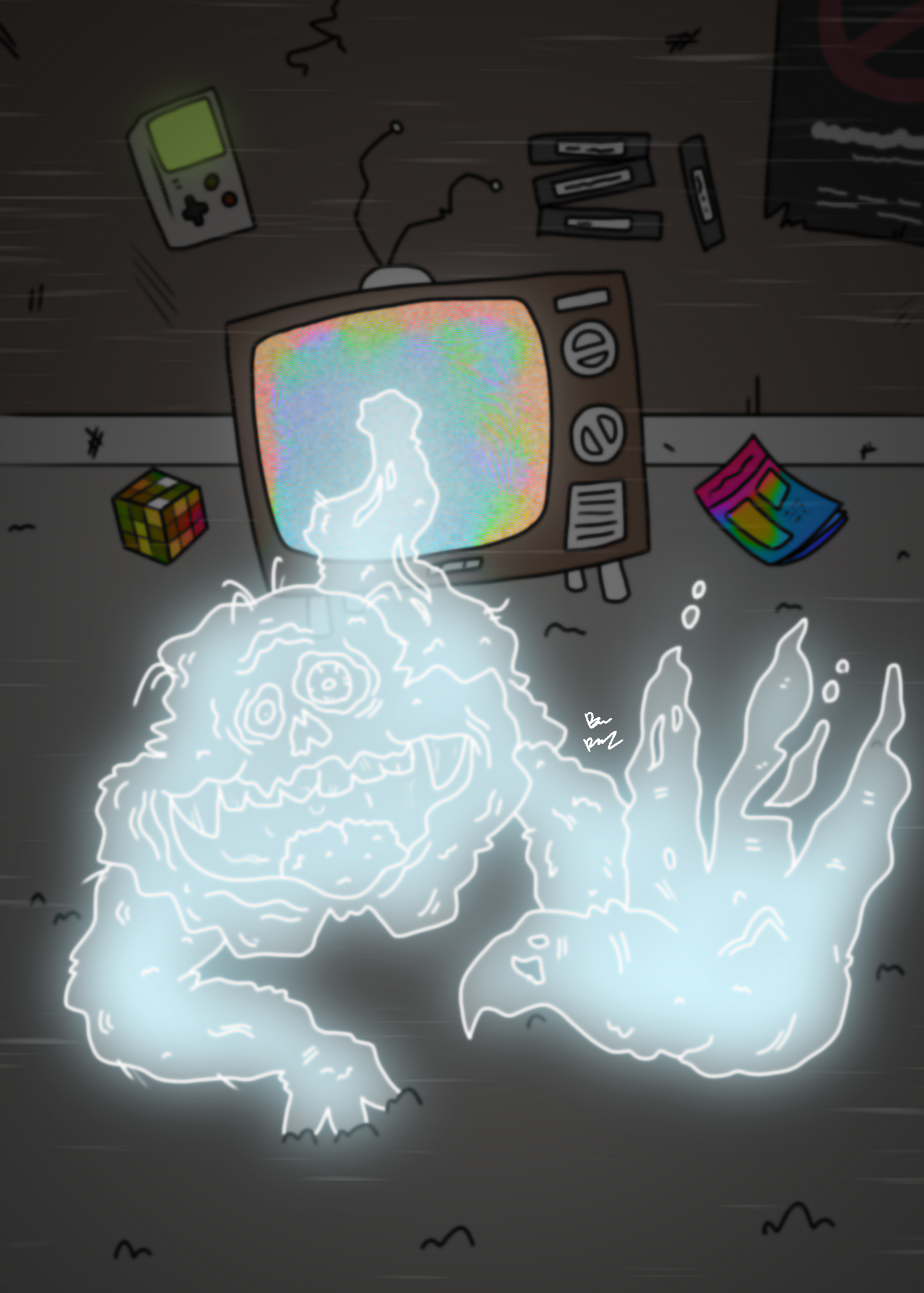 80s Ghost