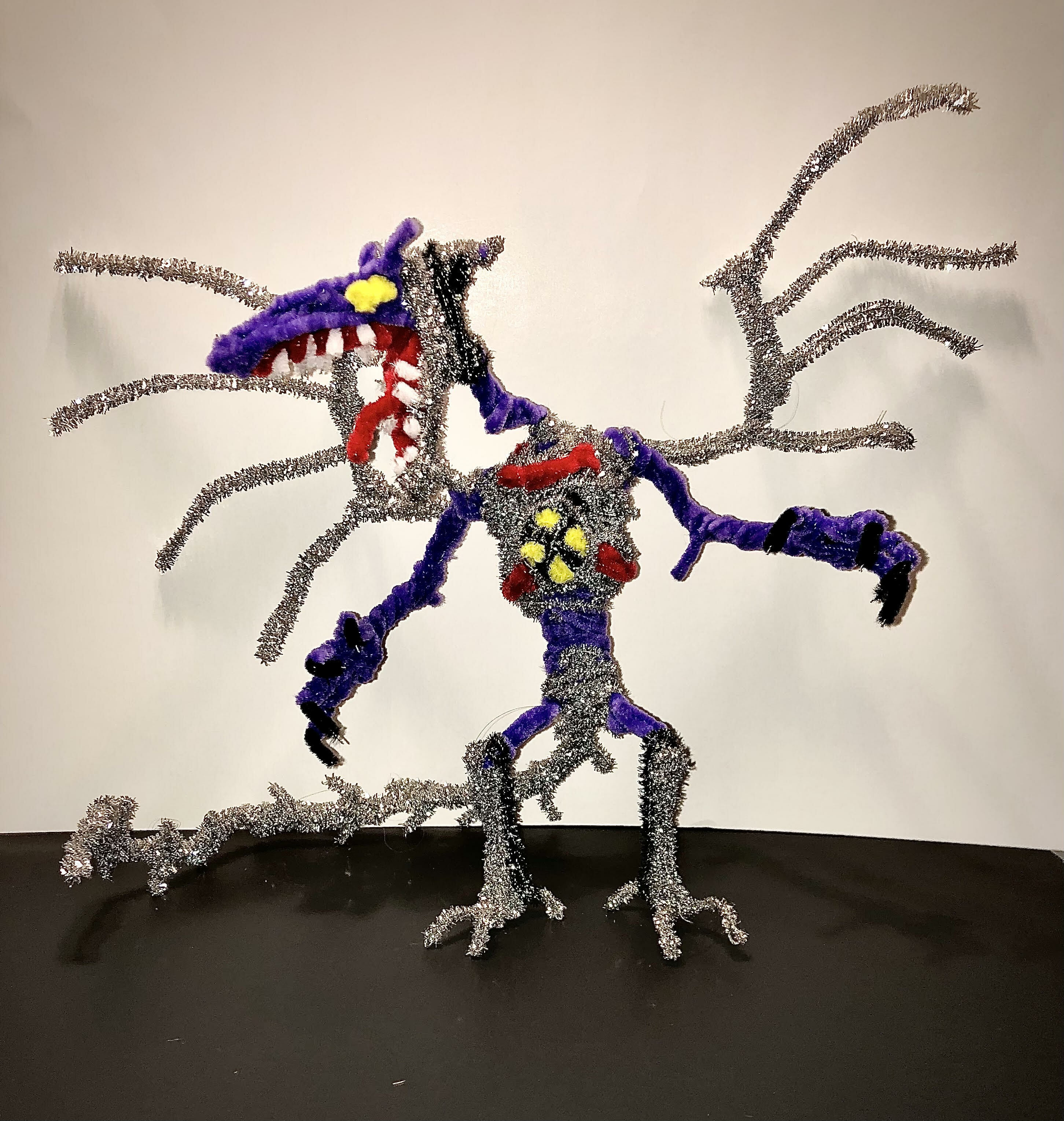 Meta Ridley pipe cleaner (old)
