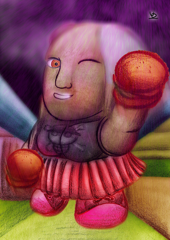 Animando-Cheering up-元気を出して
