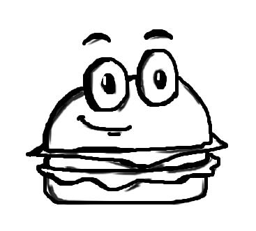 Random burger