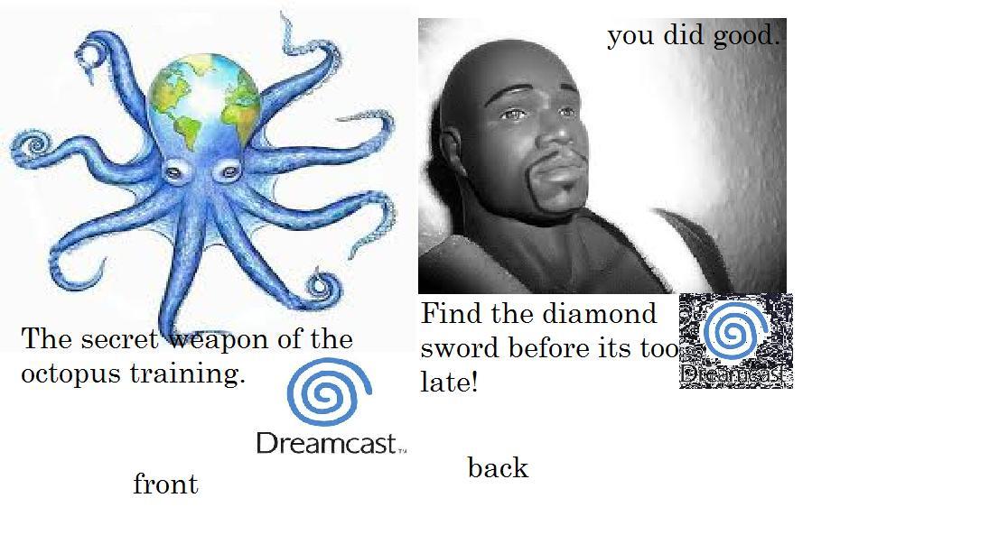 The octopus traiing