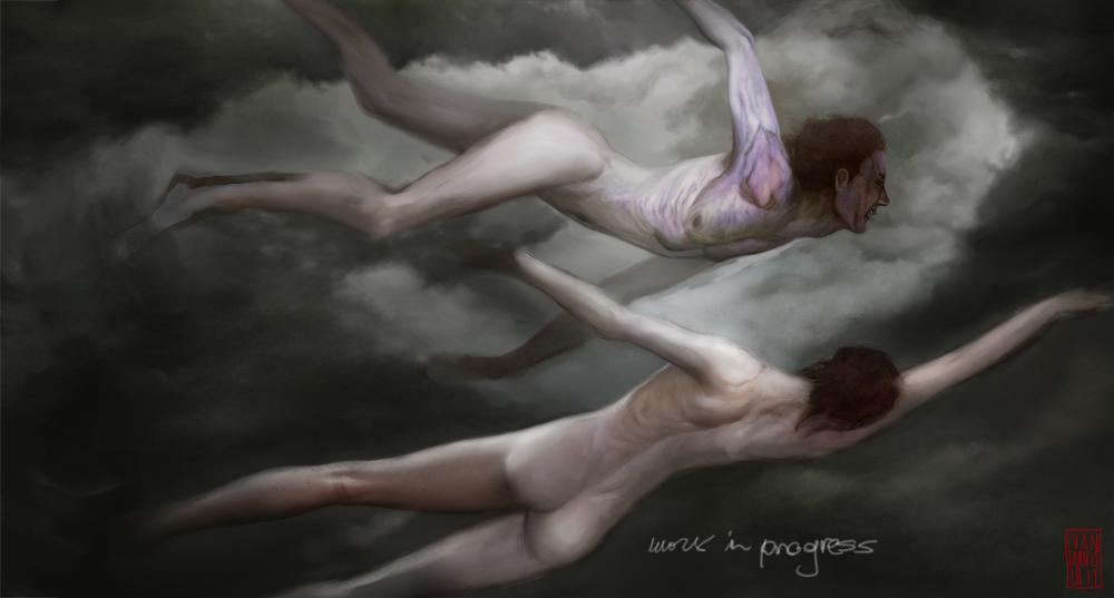 dreaming wip