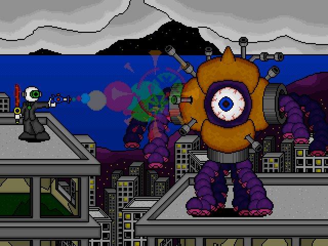 Wandering Eye vs GenoPet