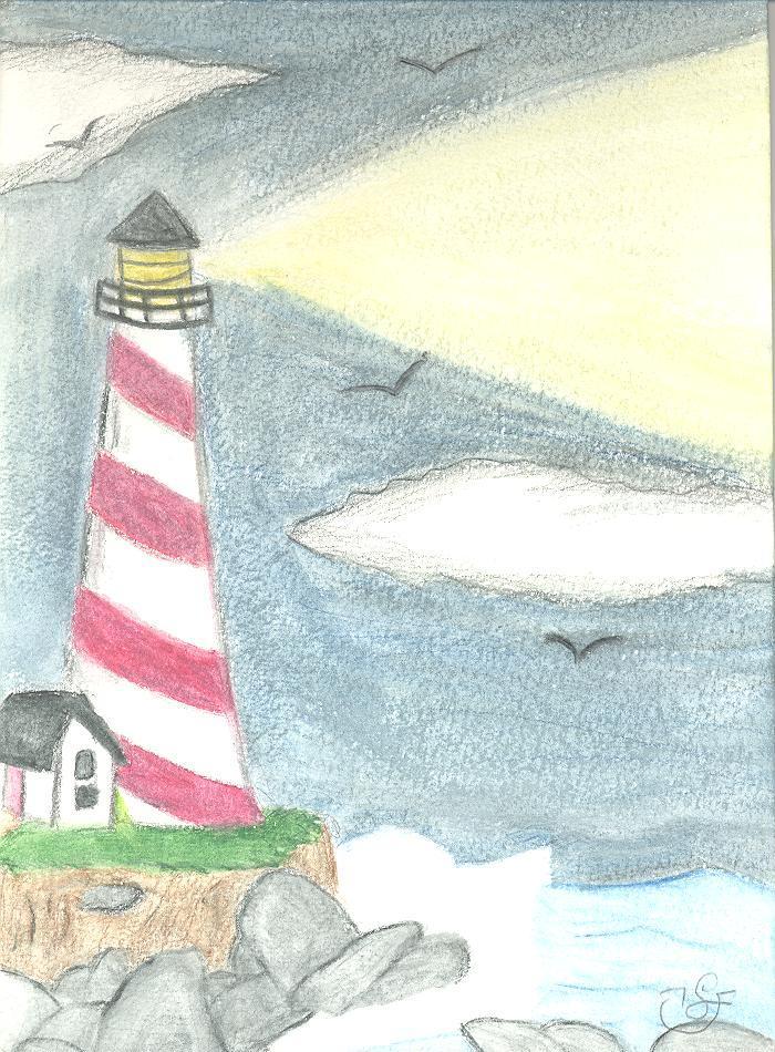 Lighthouse glory