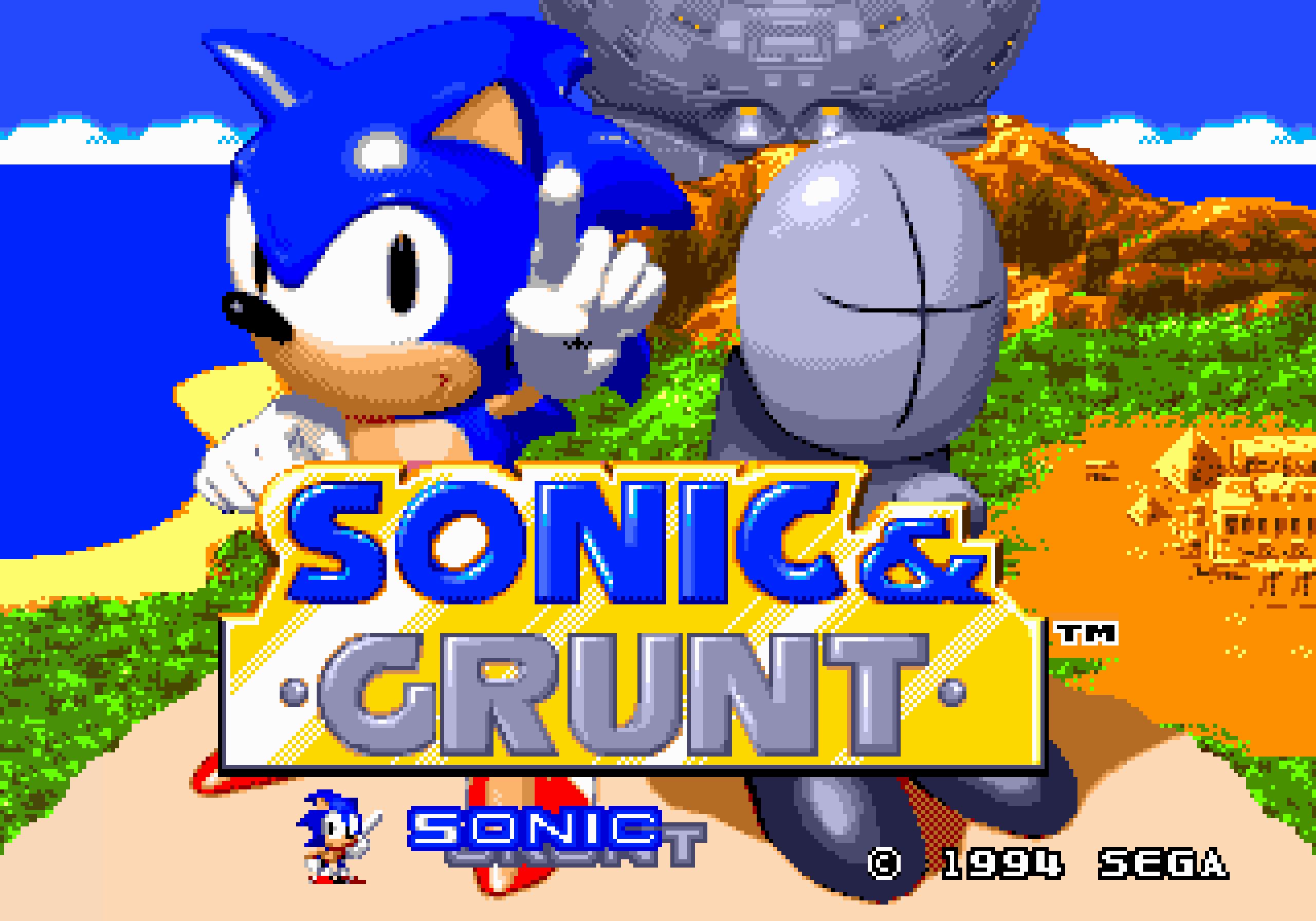 Sonic & Grunt