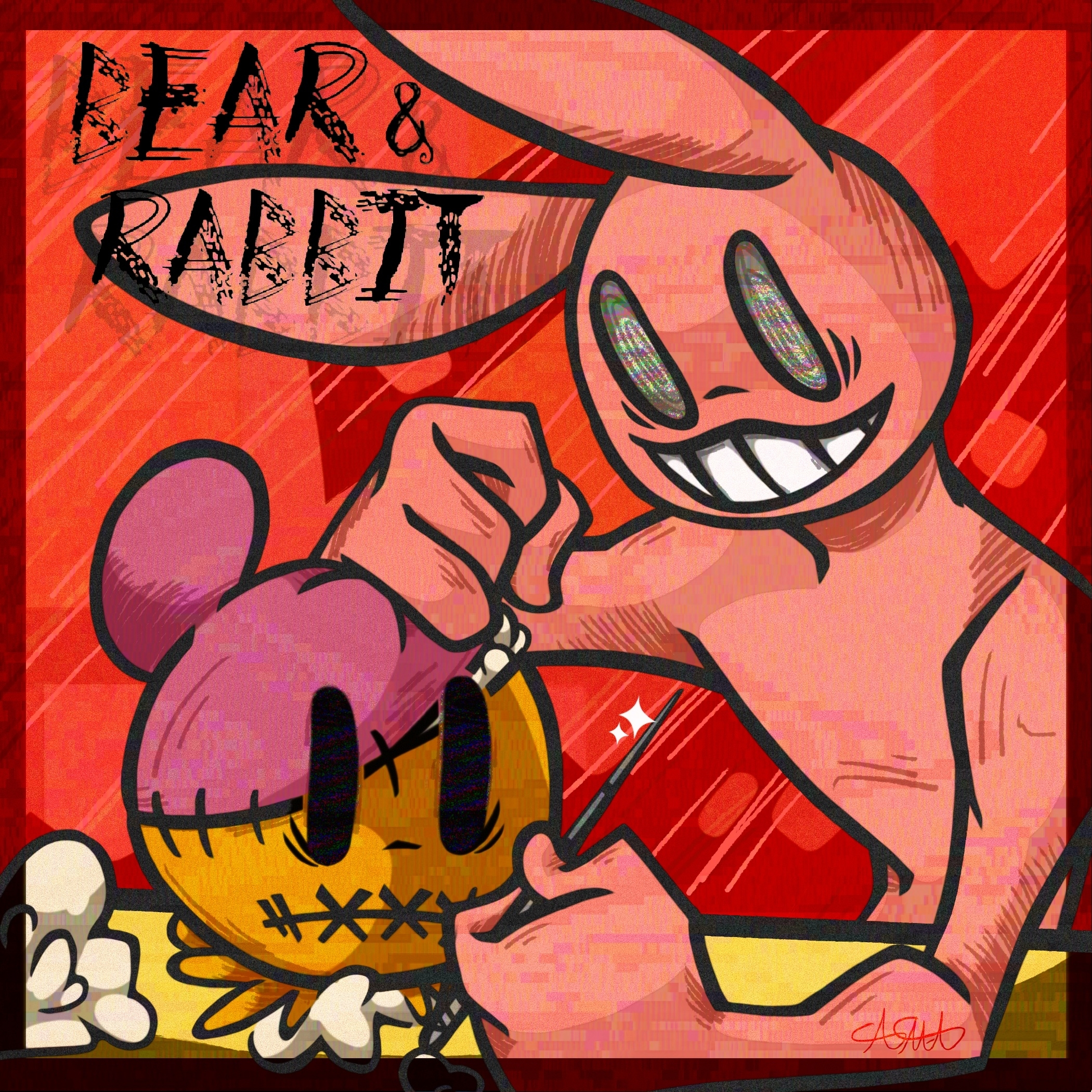 Bear & Rabbit