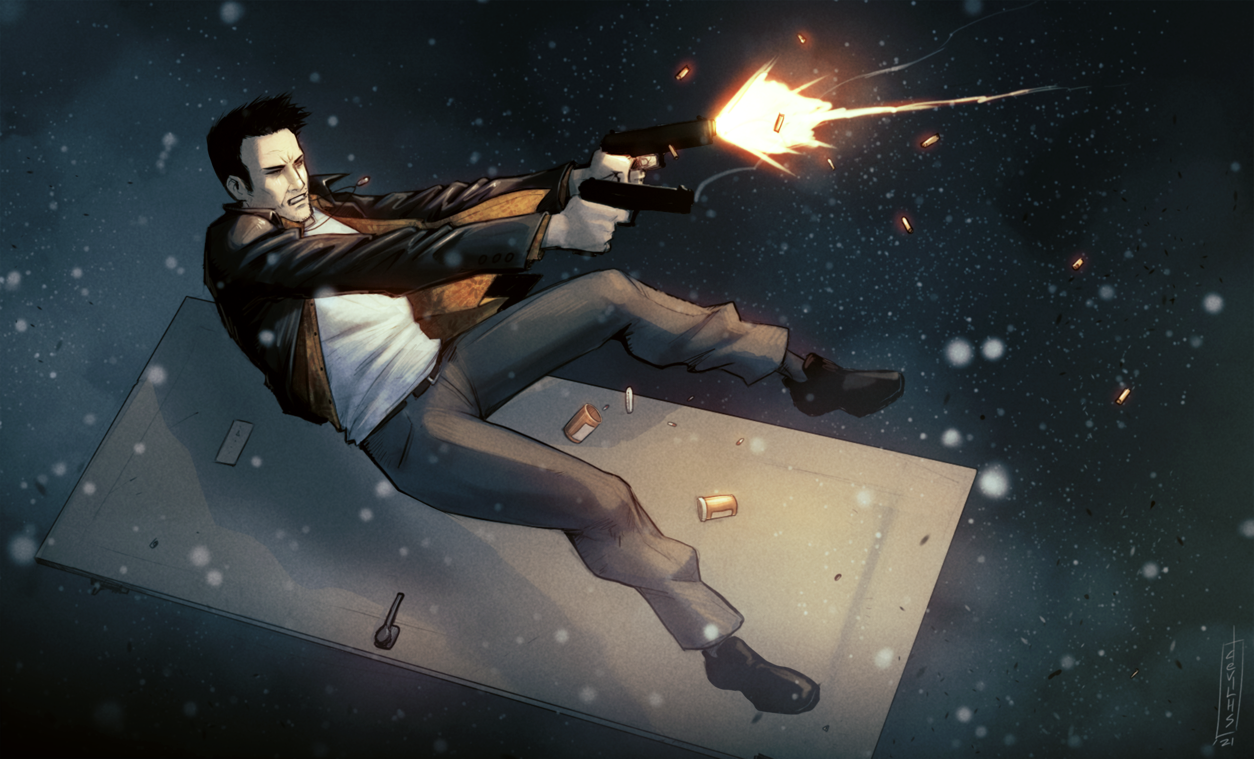 Happy birthday, Max Payne