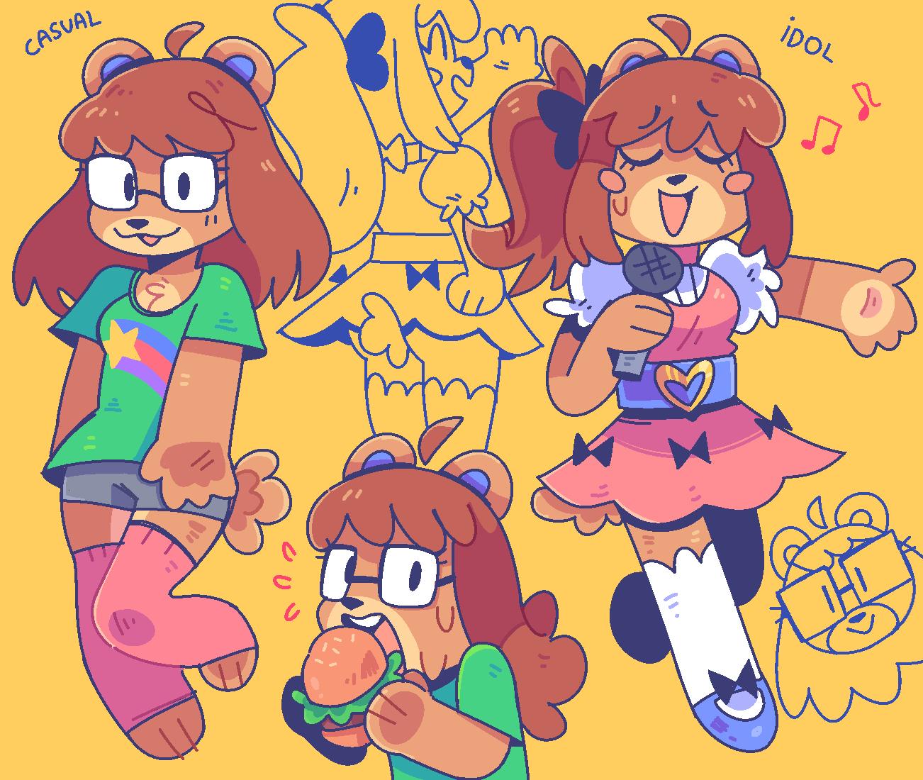 idol bear