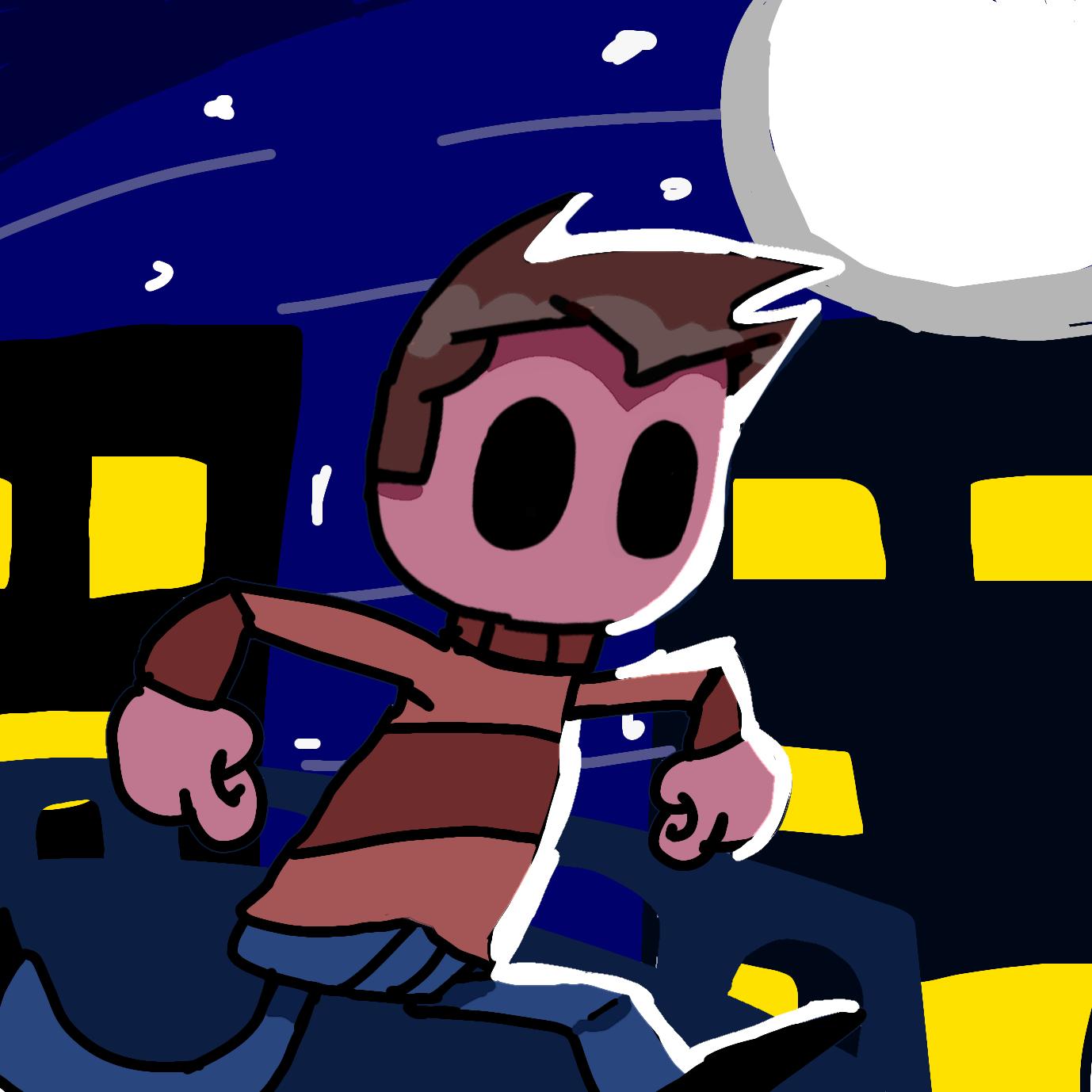 Night jog