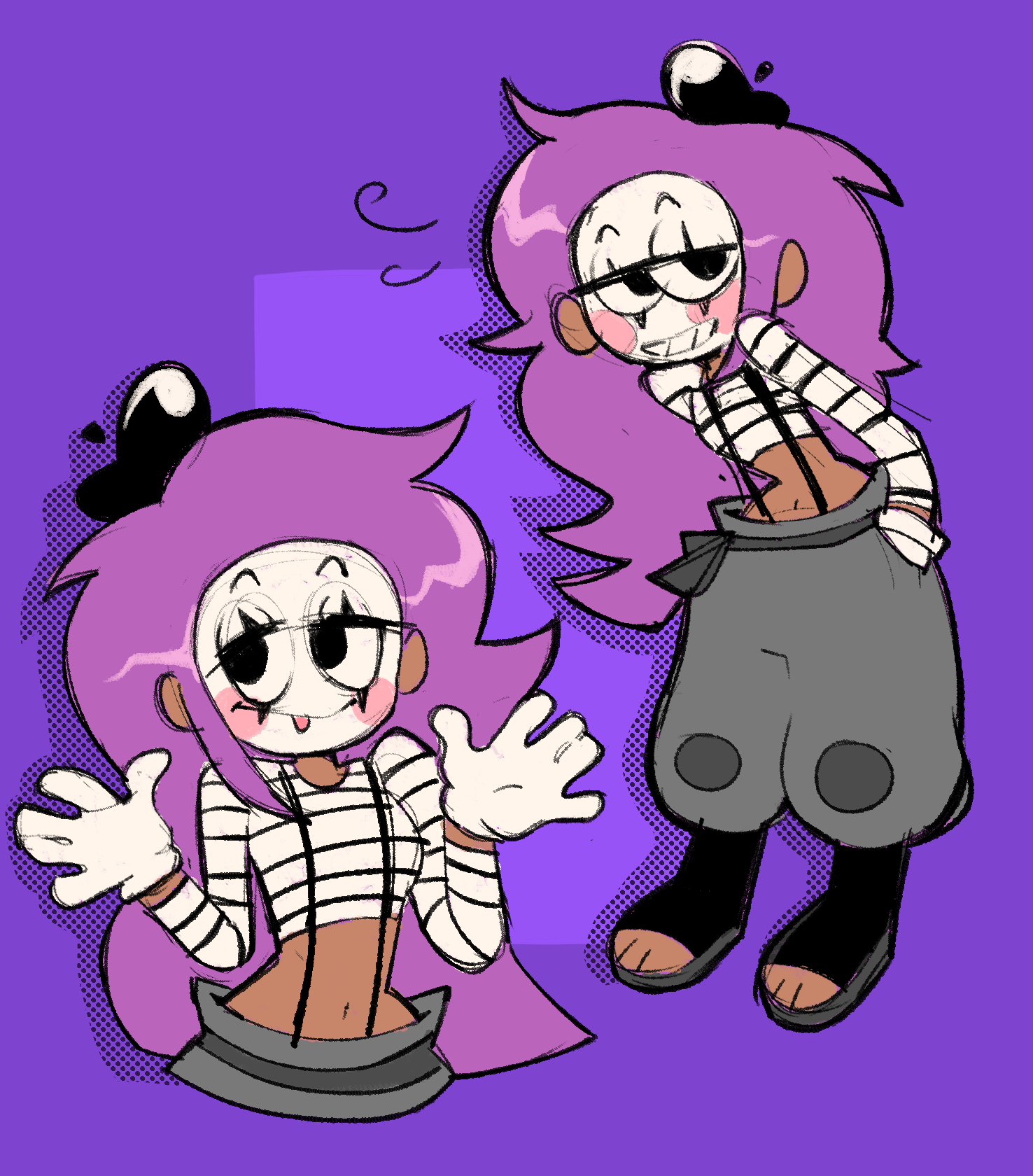 Mime Enid