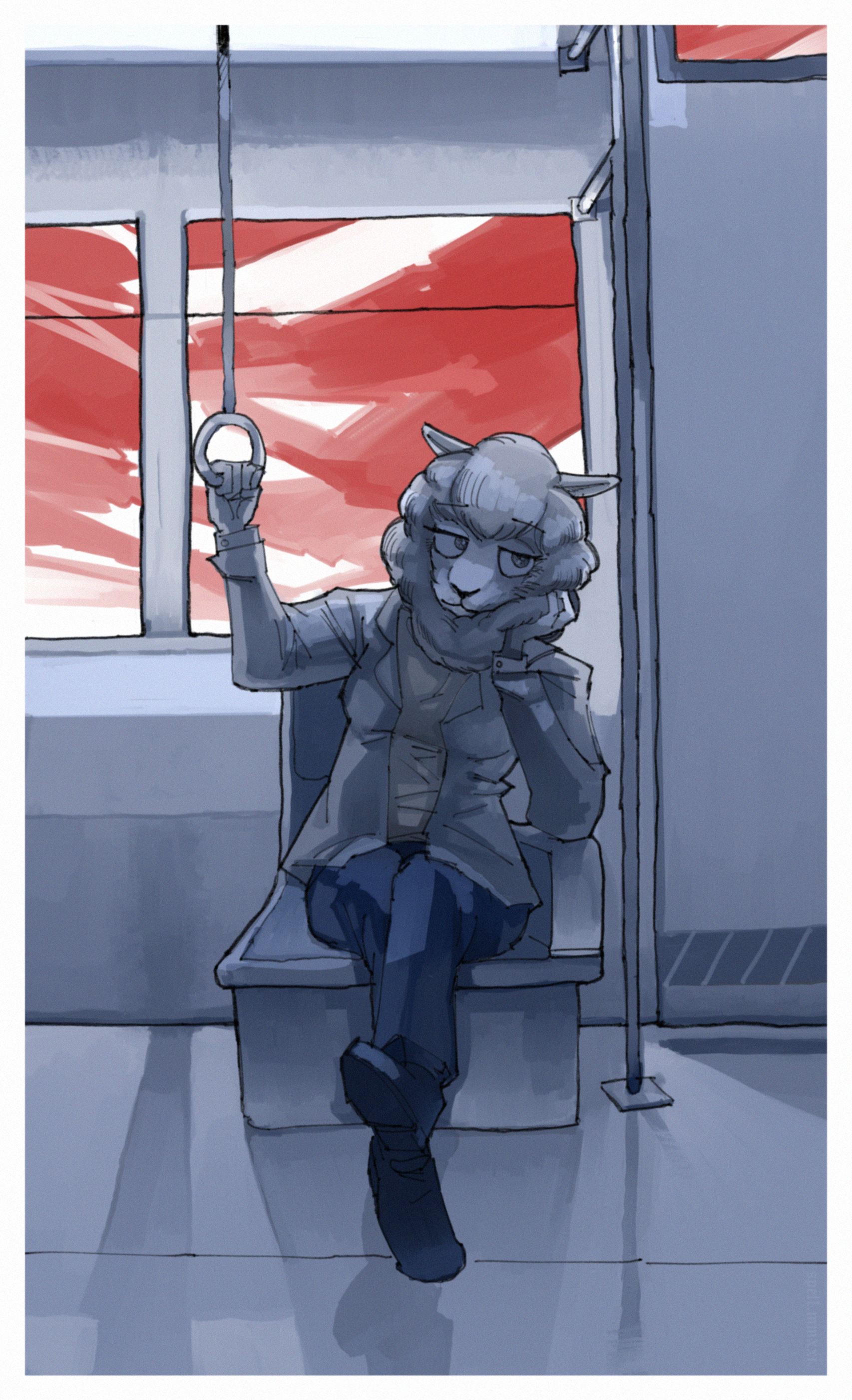 Sebun (On A Train)