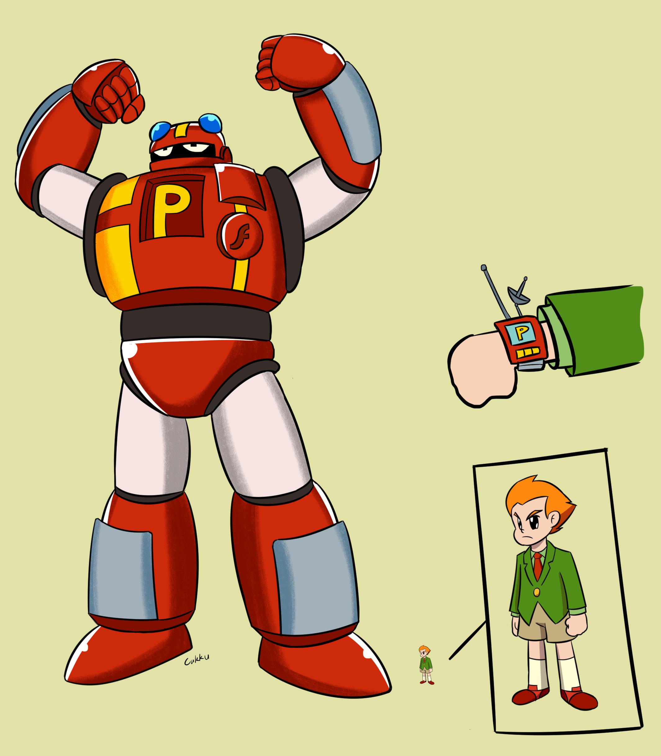 Super P-Robo