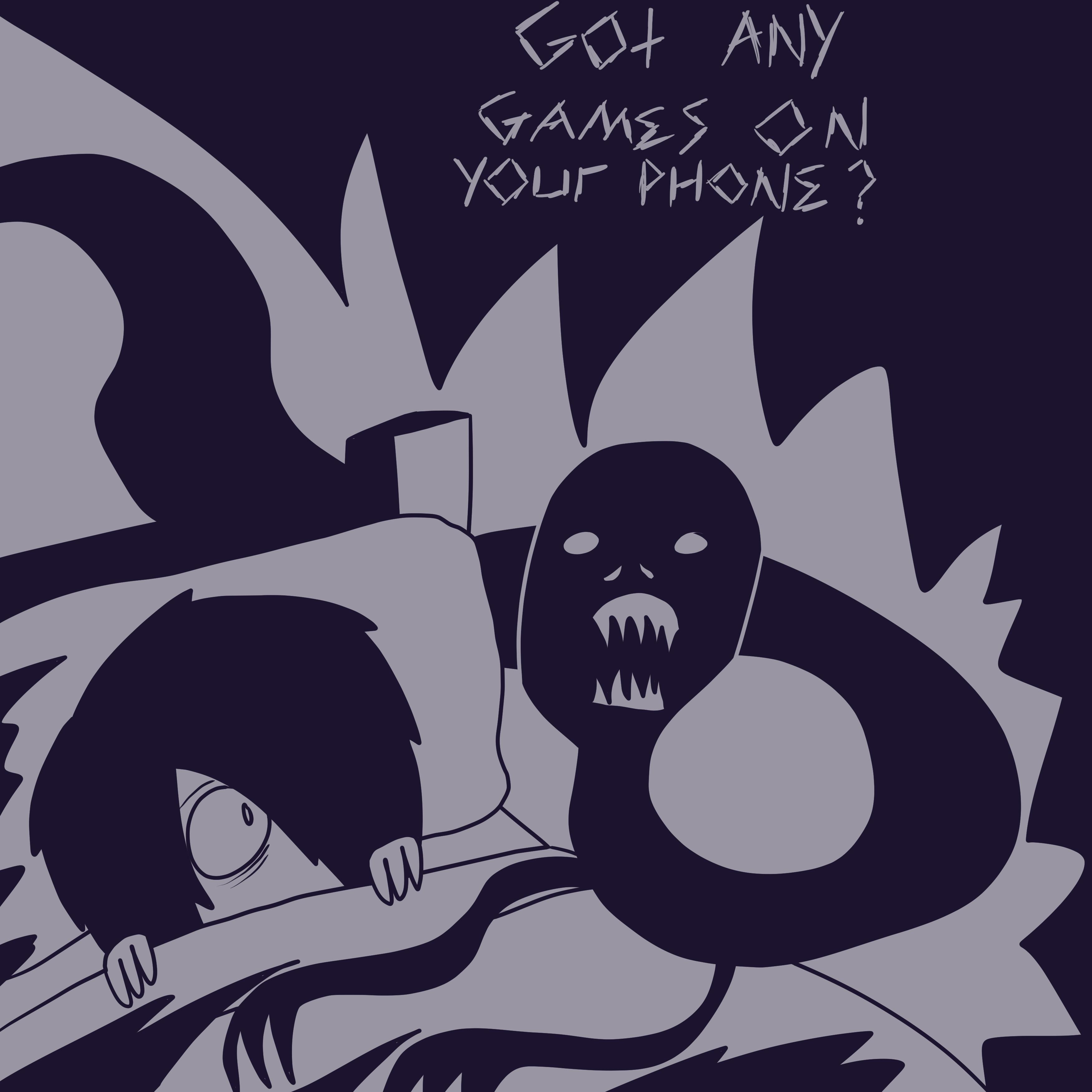 sleep paralysis demon i guess