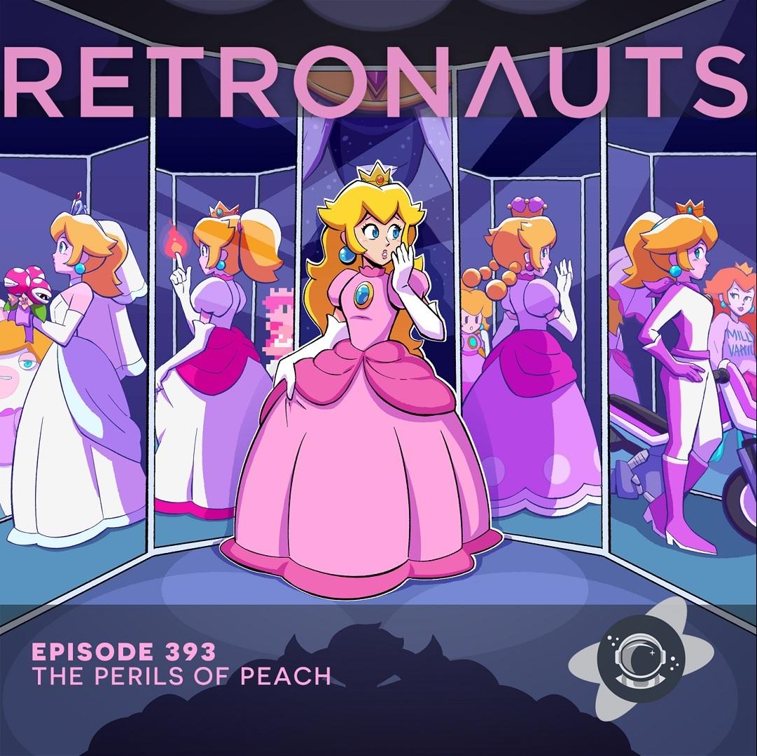 Commission: Perils of Peach