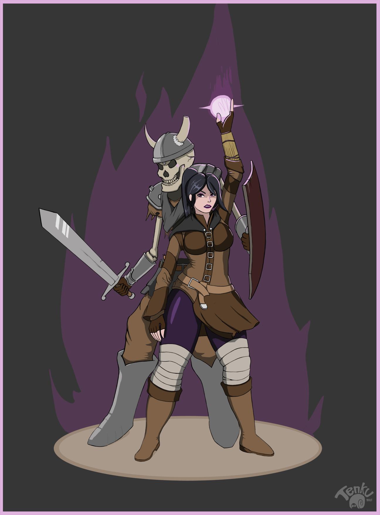 Morwen of Myrefall