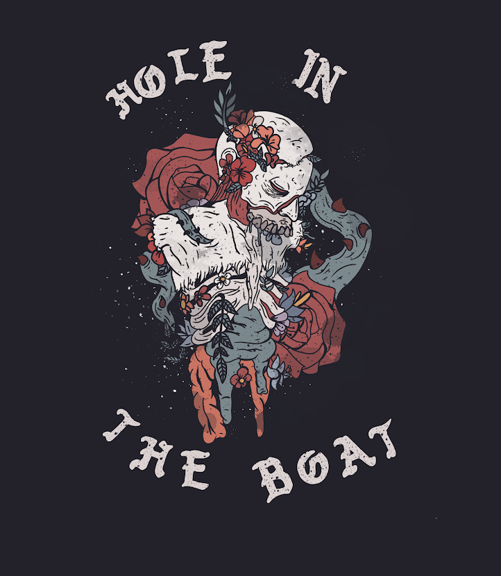 Hole In The Boat