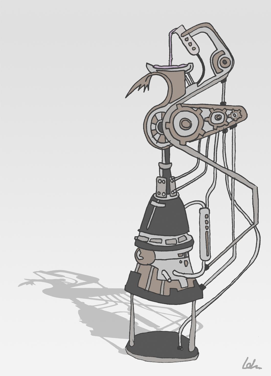 Steampunk Game Design 1