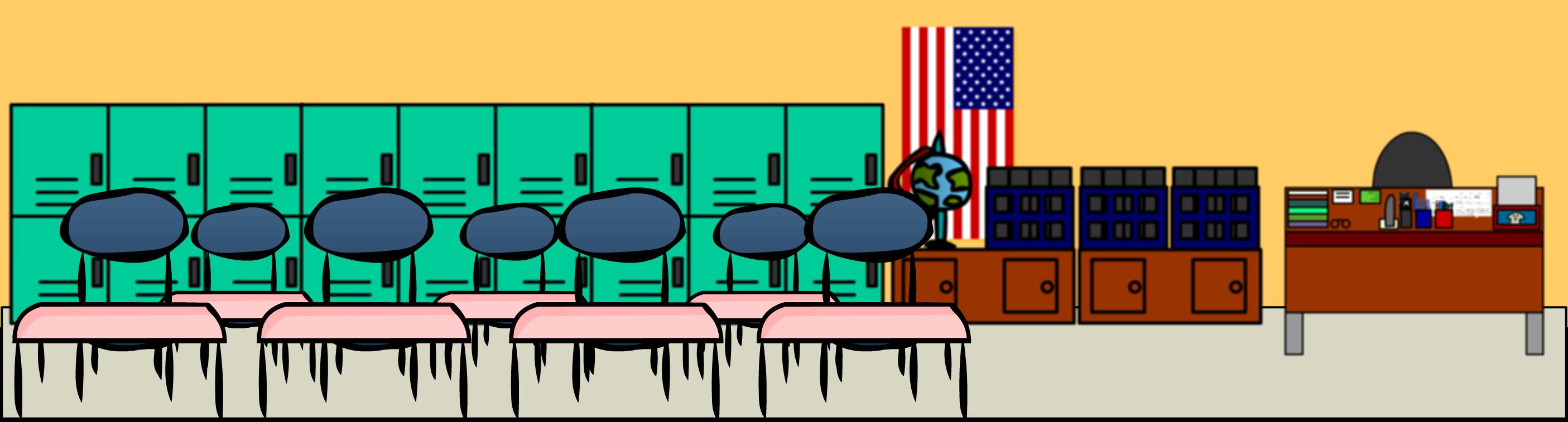 Squishable School Classroom