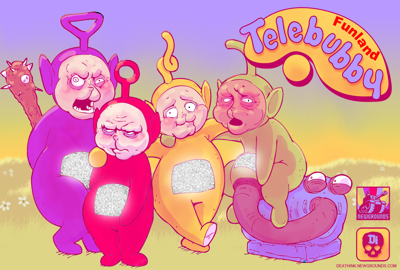 Telebubby Funland By Deathink On Newgrounds