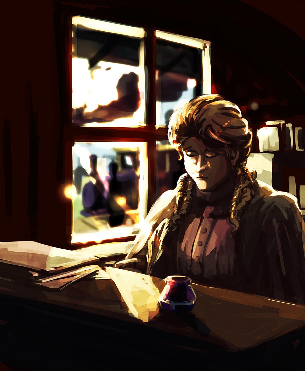 Rework: Mary-Beth Gaskill