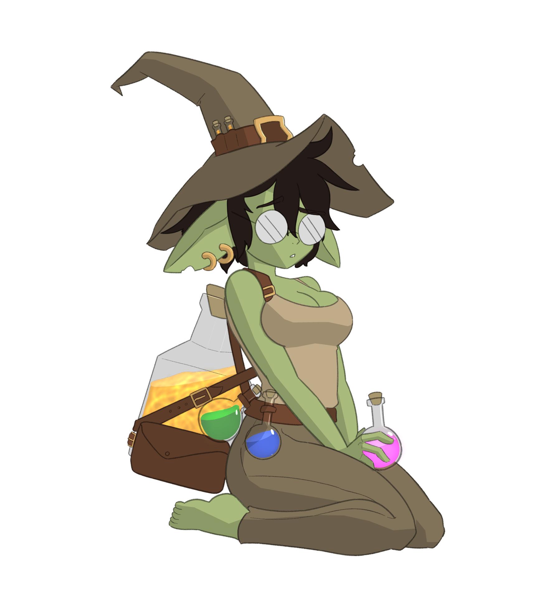 Gobbo Alchemist