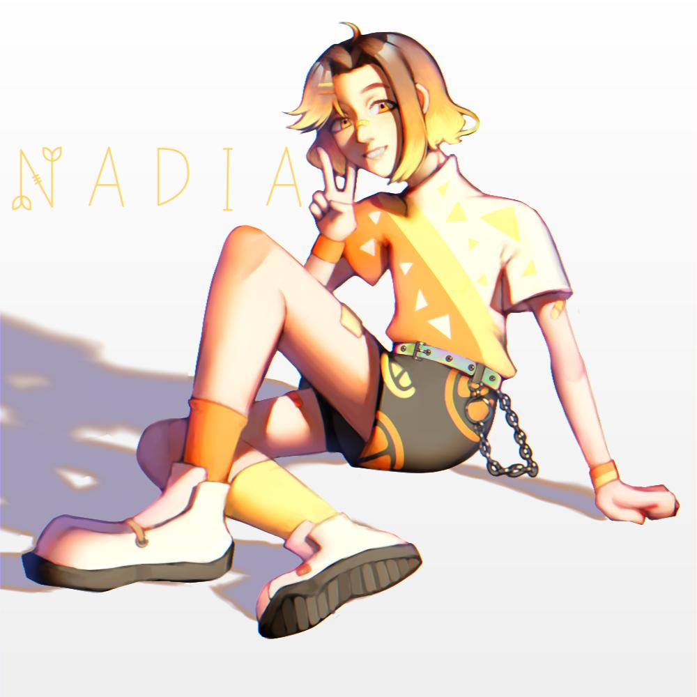 Nadia (again)