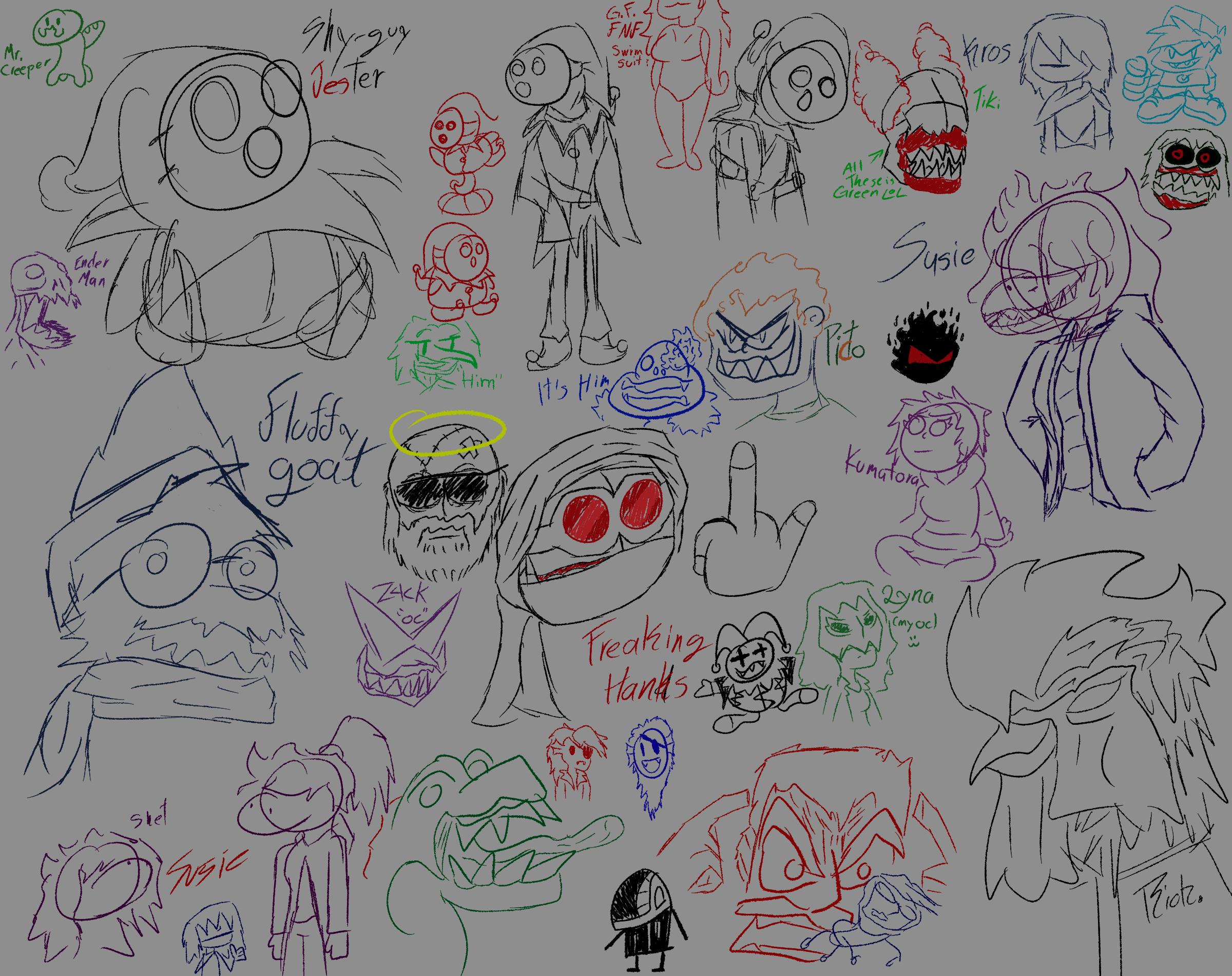 A lot of stuff