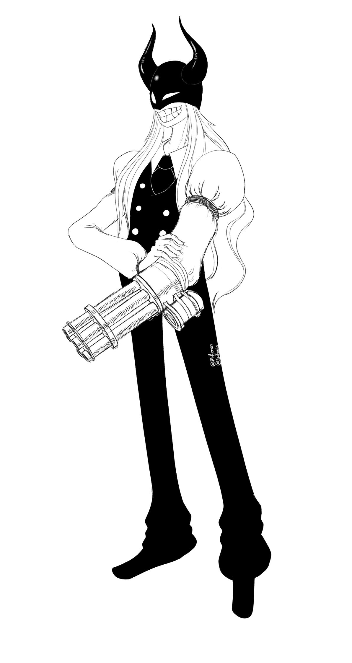 Antagonist dude??