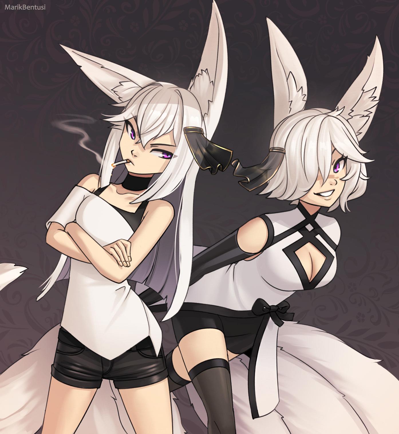 s_h_uuko's Aio & Shizu