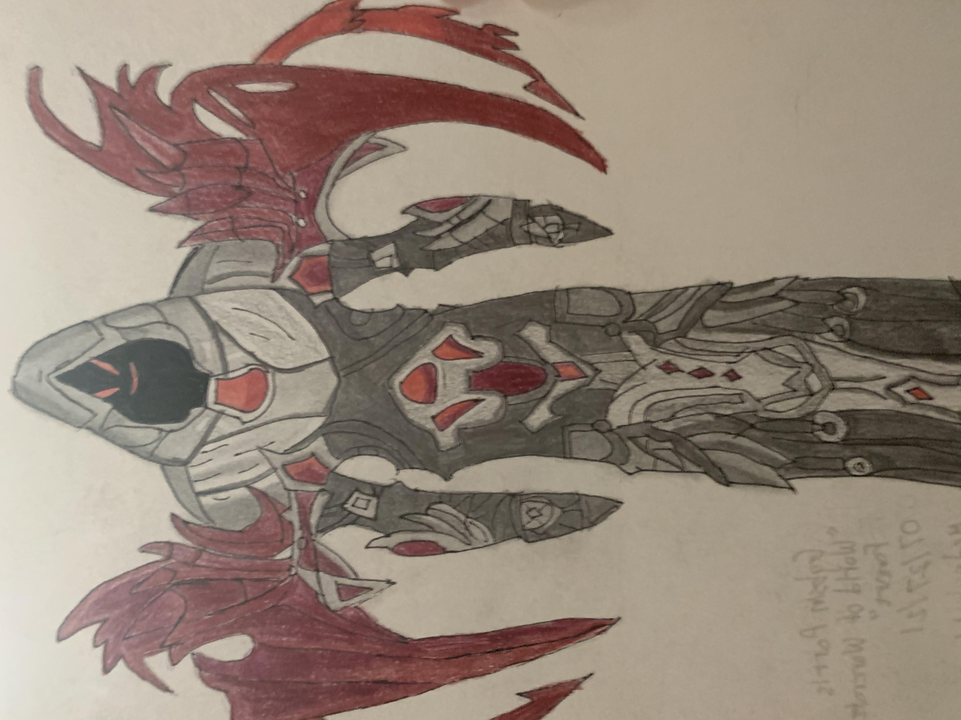 """""""World of Warcraft: Draenei"""""""