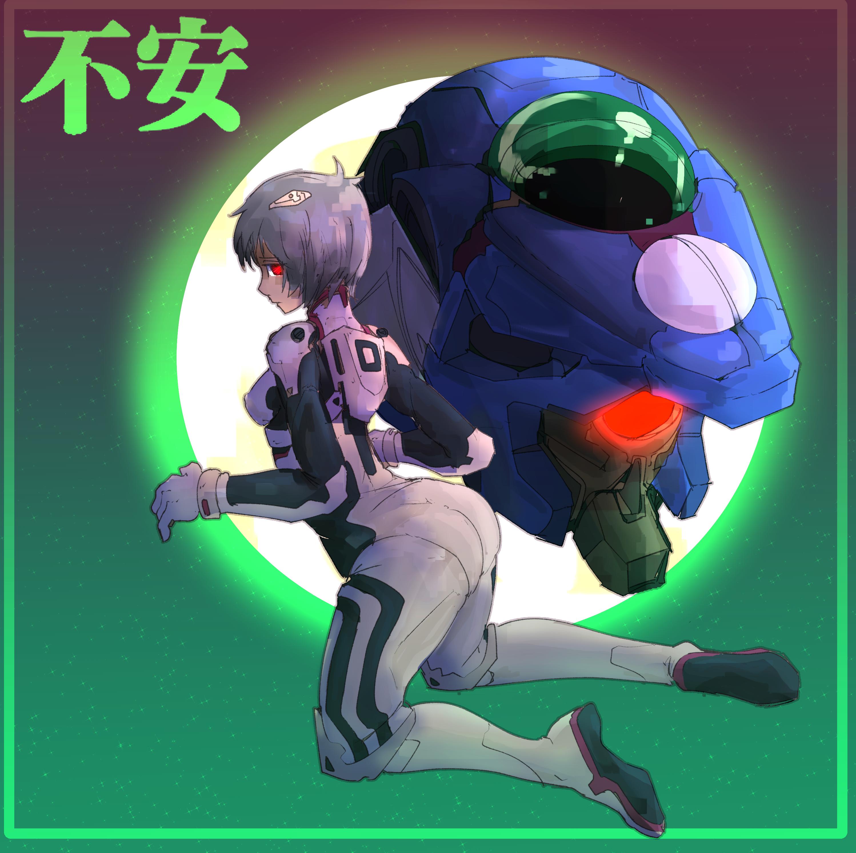 Funny robot anime
