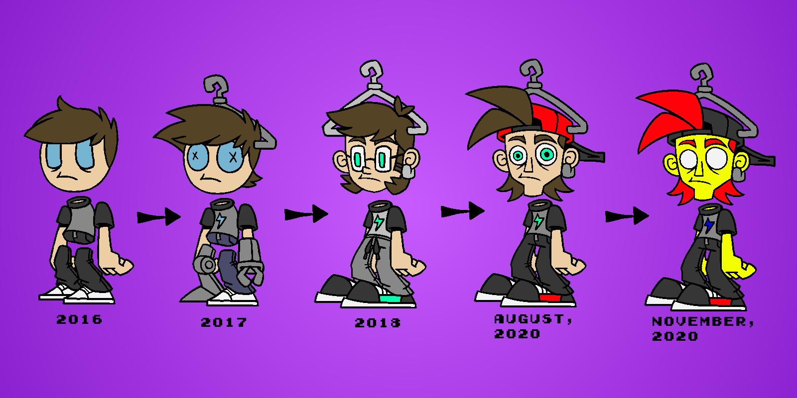 KoatHanger's Design Evolution