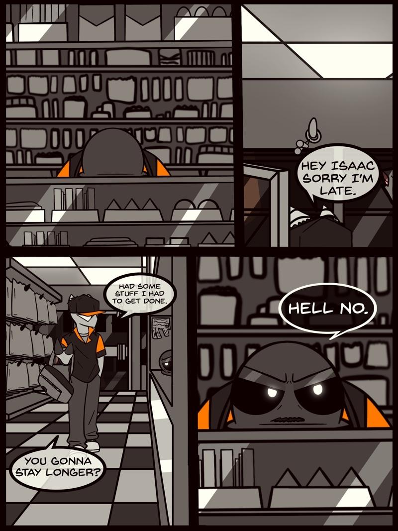 Urban Demonz Chapter 1 | Pg 5-8