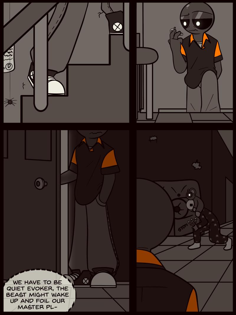 Urban Demonz Chapter 1 | Pg 9-12