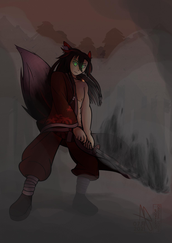 [ART FIGHT] Smoke Rising