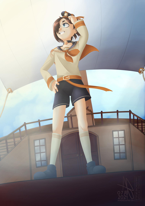 [ART FIGHT] Kaptain Koko!
