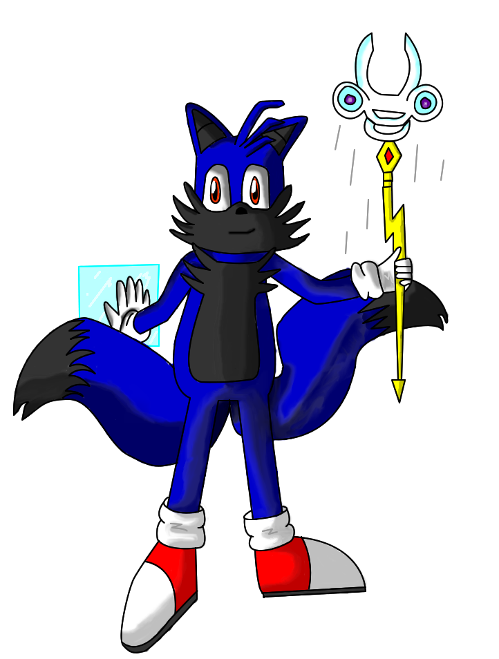 Invert Tails Prower