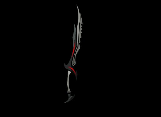 Daedric Sword (Elder Scroll V)