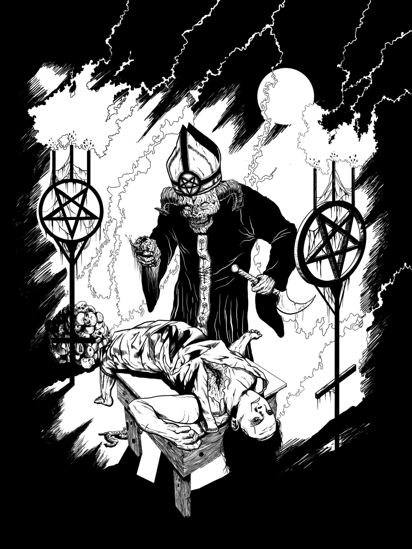 Upon the Altar of Sacrifice