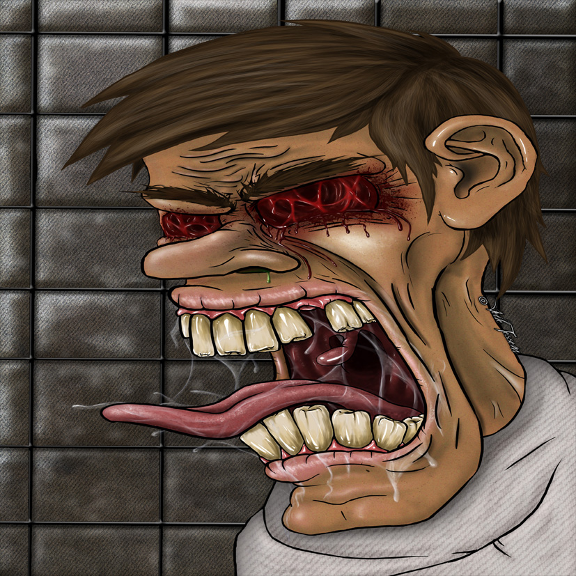 Mentally ill Patient