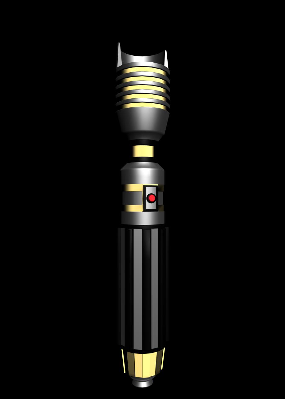 Custom Jedi Lightsaber